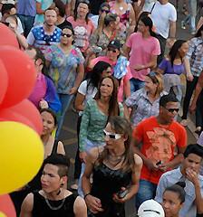 Parada GLTB Maringá