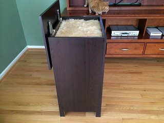 Cat Convertibles Cabinet