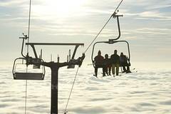Skiareál Horní Domky a Studenov Rokytnice nad Jizerou