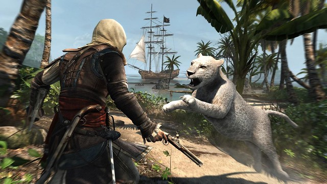 Reseña: Assassin's Creed IV: Black Flag [PS4] 12800458954_934ee66755_z
