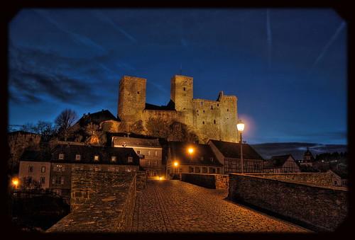Runkel an der Lahn - Burg Runkel 02