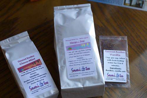 Loose Leaf Tea from Serenitea