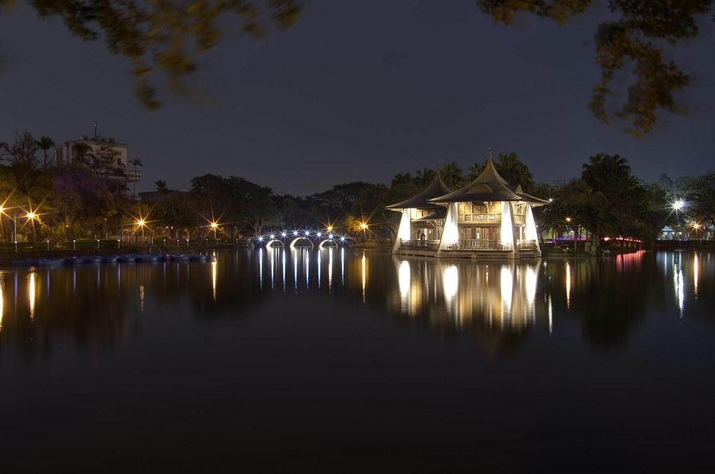 台中公園-湖心亭