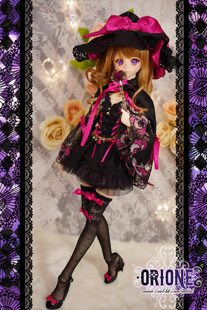 [Idoll TW]DDM bust outfit set - Sunset Witch