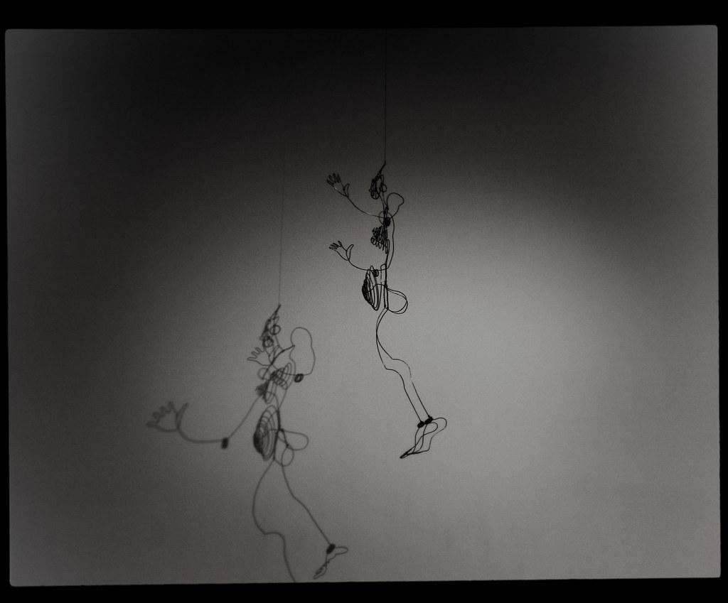 """Calder's """"Josephine Baker"""", MoMA"""
