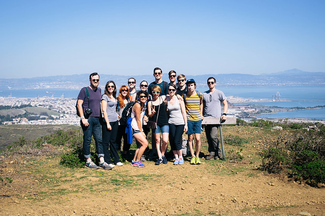Linzi's Birthday Hike
