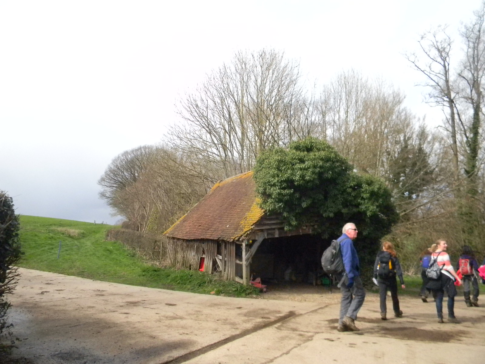 Old barn Etchingham to Wadhurst
