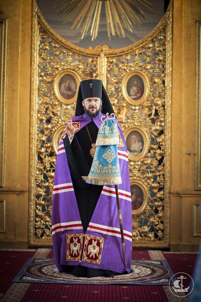 7 апреля 2014, Благовещение Пресвятой Богородицы / 7 April 2014, Annunciation of Our Lady