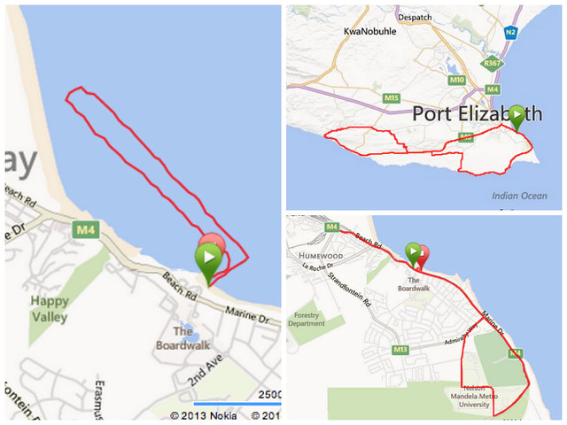 Ironman South Africa course