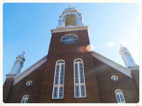 Vanier Church