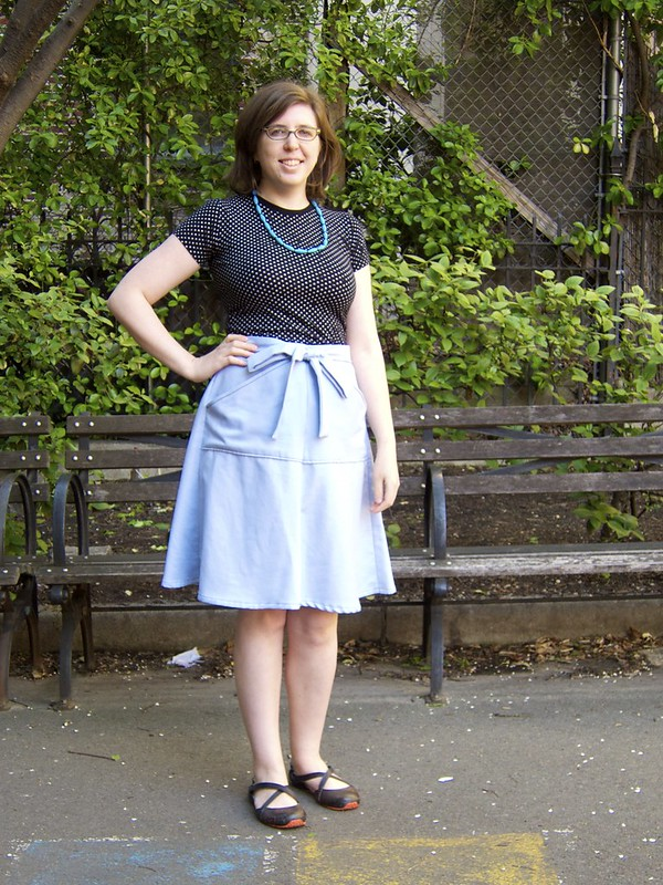 Me Made May 4: Miette skirt
