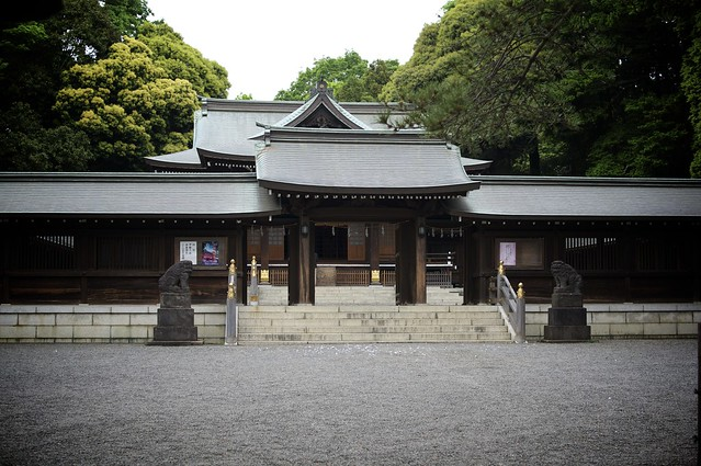 井草八幡宮 Igusa Hachimangu Shrine