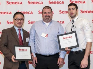 Seneca College Viking Award
