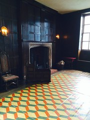 Sutton House, Hackney, London, England, April 2014