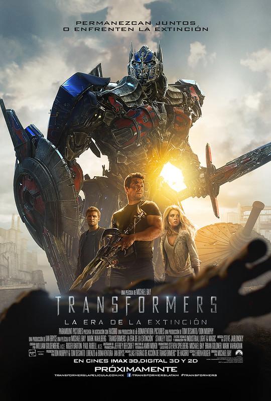 Transformers 4 Latin America