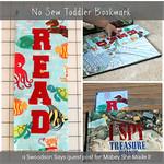 Toddler Bookmark