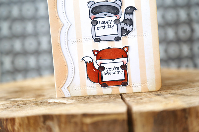 3 amigos {mama elephant stamp highlight}