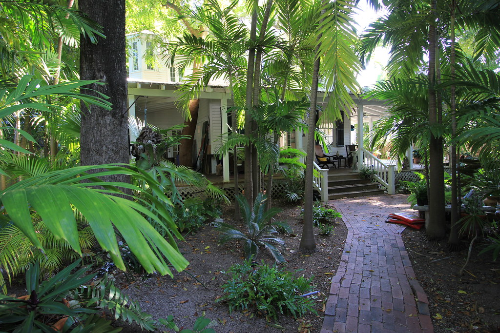6 Pinder Lane, Key West - A Magical Secret Garden