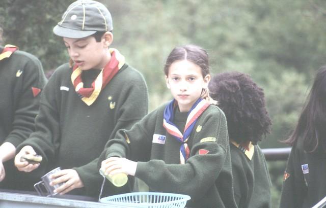San Giorgio 2 - Anno Scout 2001 - 2002