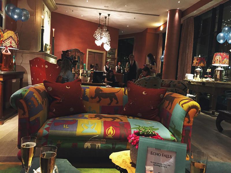 HAM YARD HOTEL EVENT ROOM