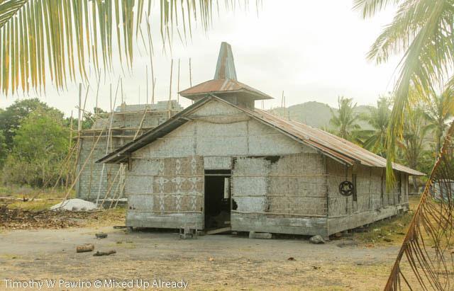 Indonesia - Sumba - Tarimbang - 16 - Gereja Kristen Sumba (Sumba Christian Church)