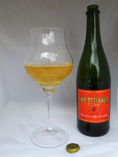 "Mt. Defiance ""Farmhouse Style Hard Cider"""