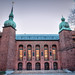 Stockholm City Hall (Stadshuset) (II) by Abariltur