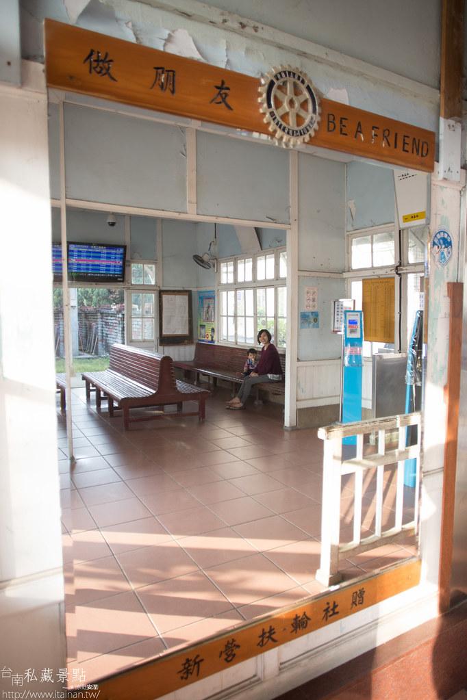 台南私藏景點-林鳳營車站 (46)