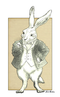 Mr. Rabbit and His Golden Watch