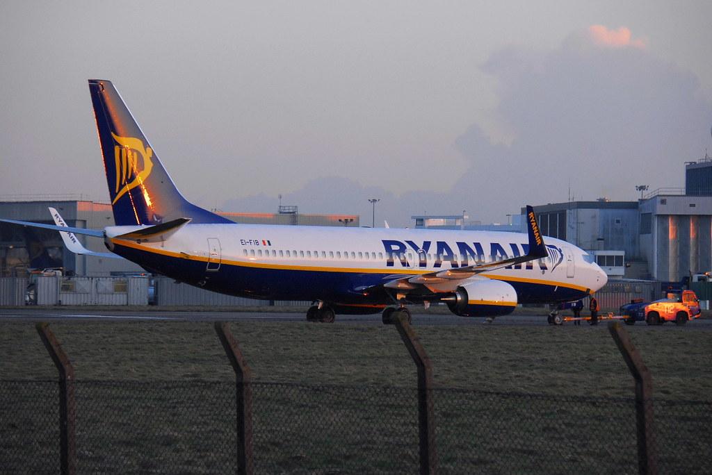 EI-FIB - B738 - Ryanair