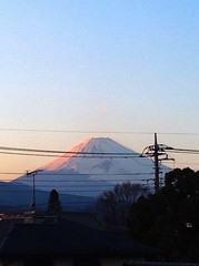 Mt.Fuji 富士山 2/15/2015