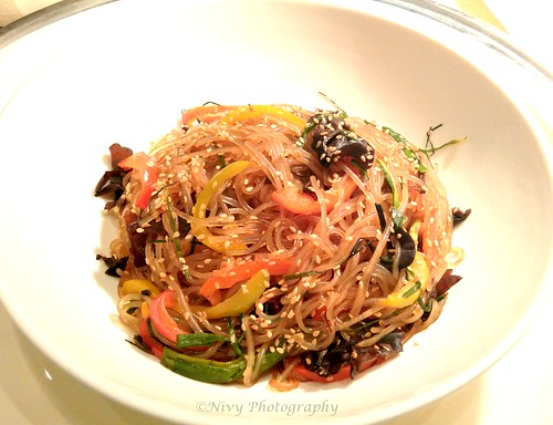 Japachae Stir Fried Noodles