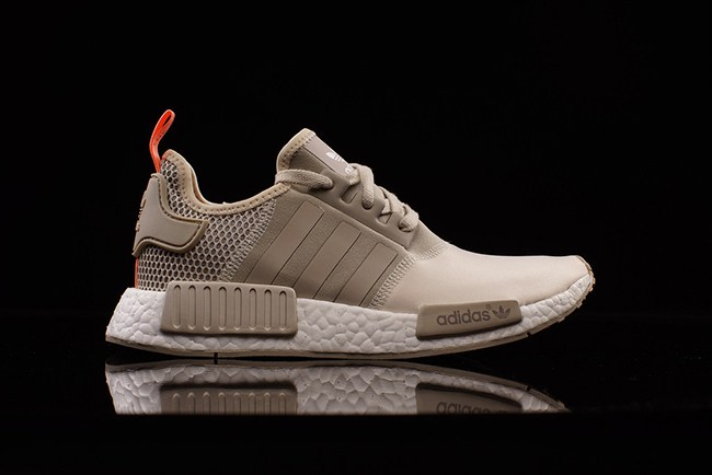 adidas Originals NMD R1 Clear Brown (2)