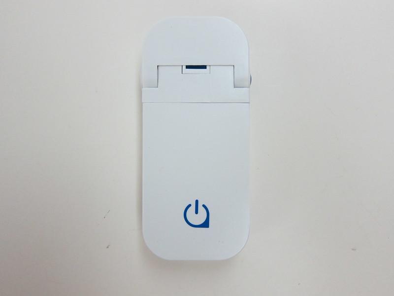 Flip British Plug - Flip Quad - Front