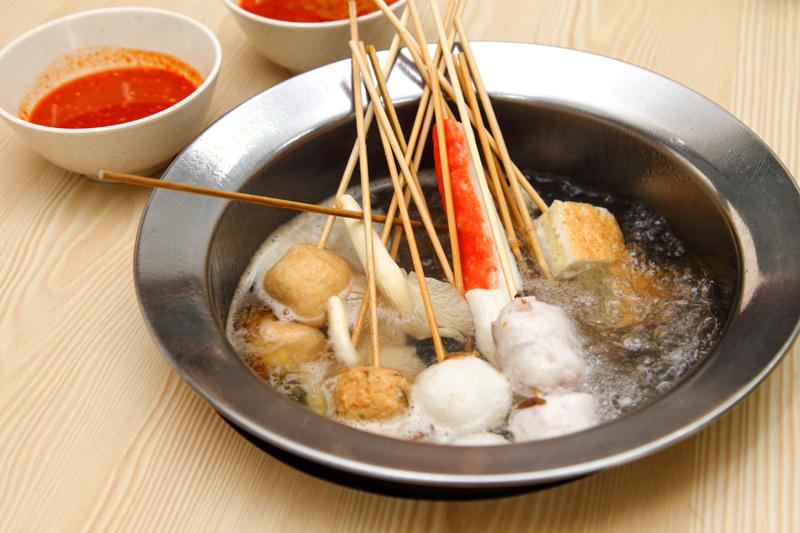 Cooking Lok Lok