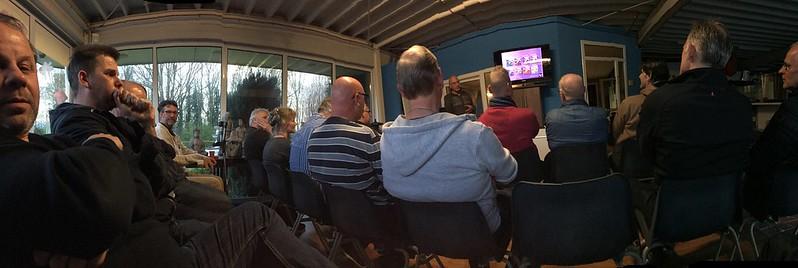 Lezing Mike van Zijl bij Fremabo