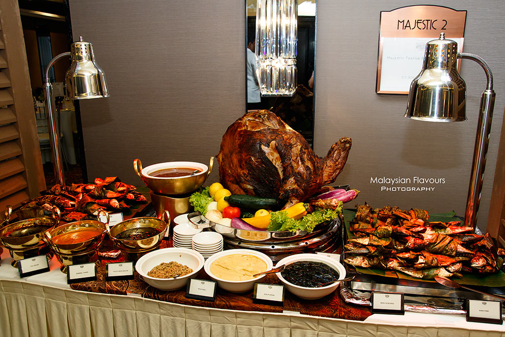 Majestic Hotel KL Festive Buffet @ Contango & Banquet Hall | Malaysian Flavours