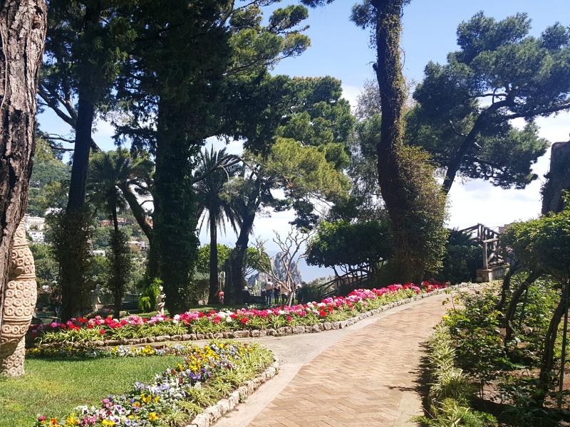 Gardens of Augustus Capri