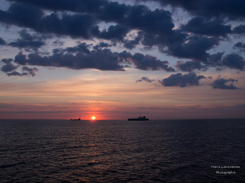 Irgendwo auf der Ostsee