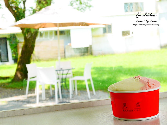 宜蘭火車站幾米廣場下午茶夏蕾冰淇淋 (13)