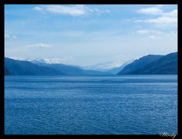 Fiordos noruegos Trondheim Vinjef Valsoy Halsa Molde Alesund - Fiordo de Halsa
