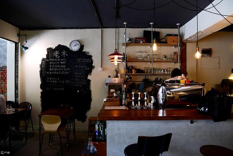 老木咖啡六張犁推薦美食台北不限時咖啡廳 (7)