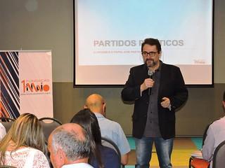Curso de formação Solidariedade Goiás