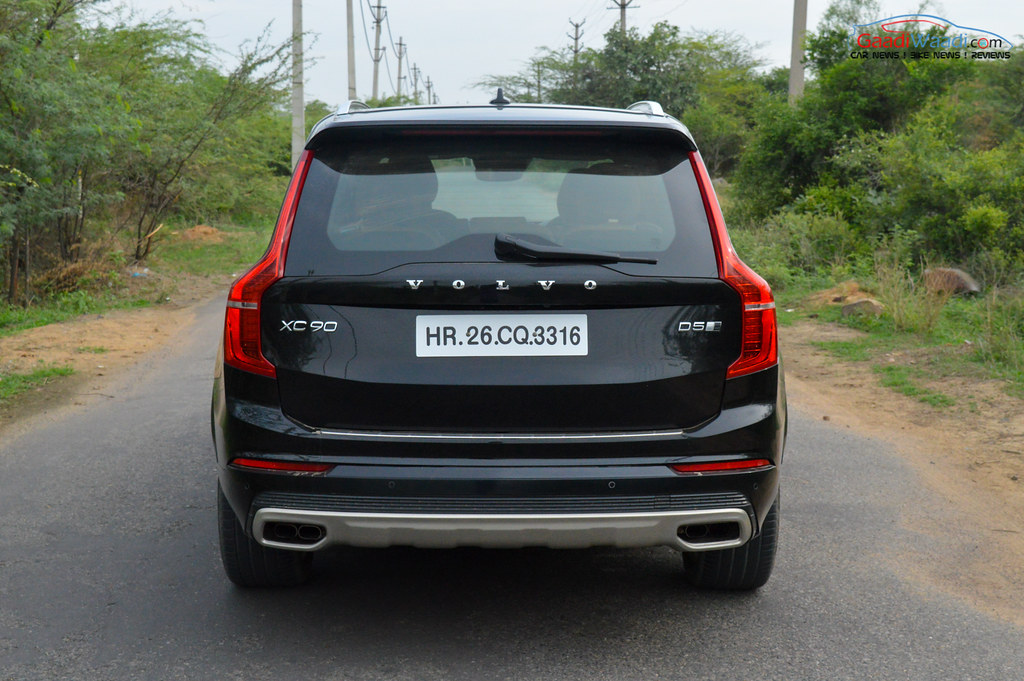 volvo xc90 India Review-6