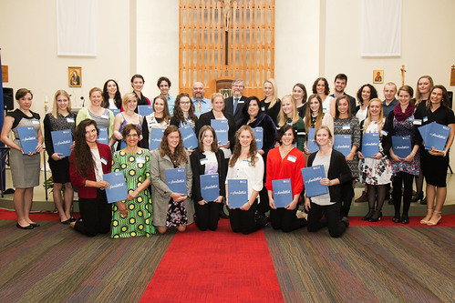 Canberra 2016 Scholarships & Awards Ceremony