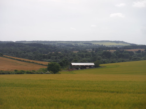 South Westerly Views from Michelmersh