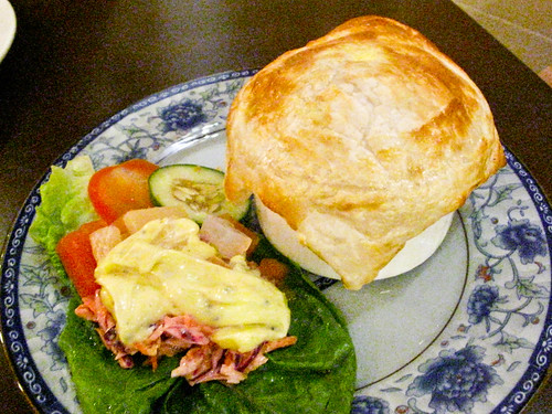 IMG_0996 Sydney chicken and mushroom pie