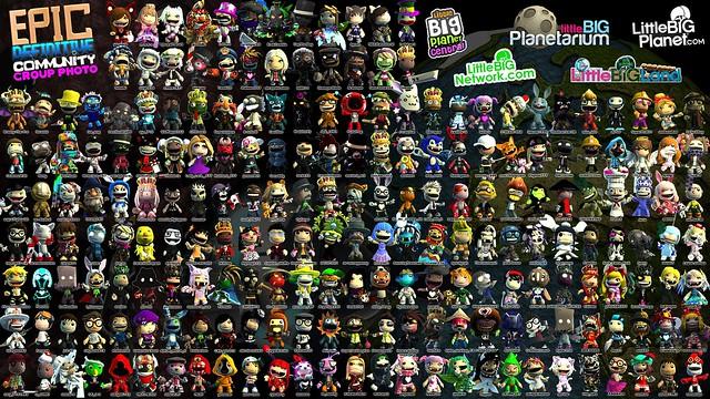 LittleBigPlanet Update 5-13-2013