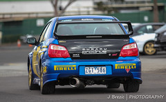 Sandown WRX Club Day