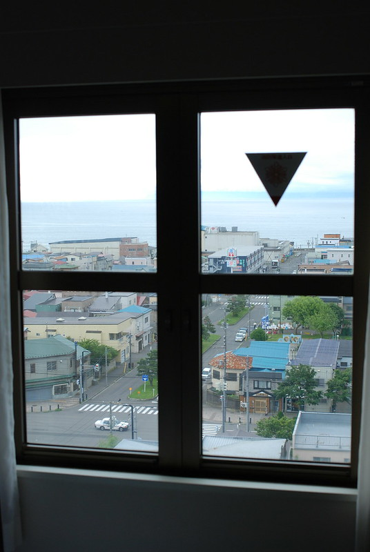 View from Chisun Hotel Hakodate